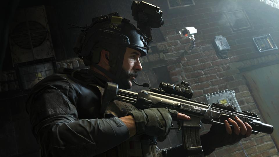 Call of Duty Modern Warfare dnes dostává dvě nové mapy