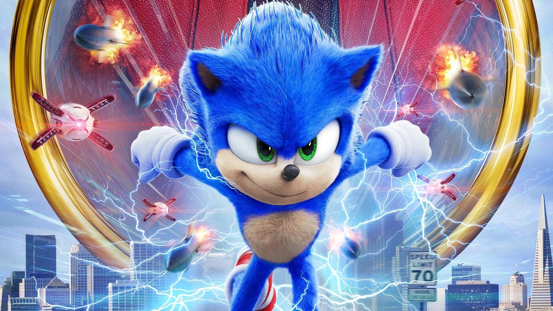 Film Sonic The Hedgehog se dočkal nového traileru a přepracování hrdiny