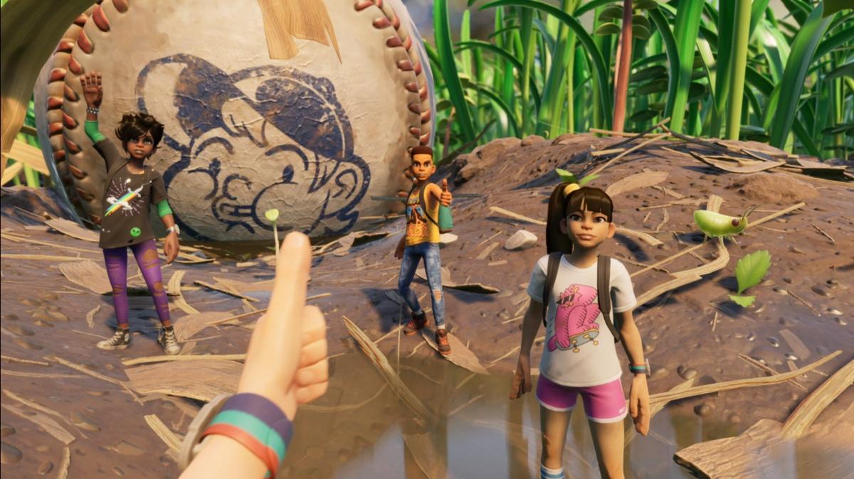 Oznámena survival hra Grounded od Obsidian Entertainment