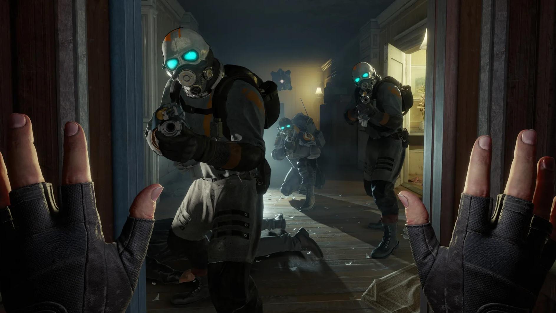 Představen Half-Life: Alyx, jde o hru pro VR
