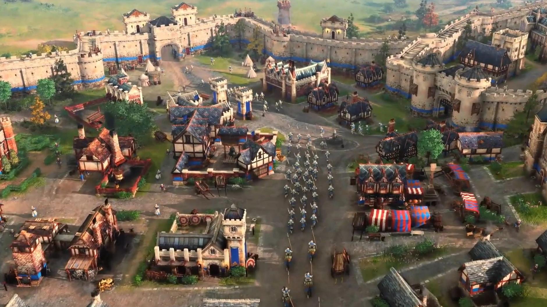 Age of Empires IV by se mohl později dostat na Xbox One