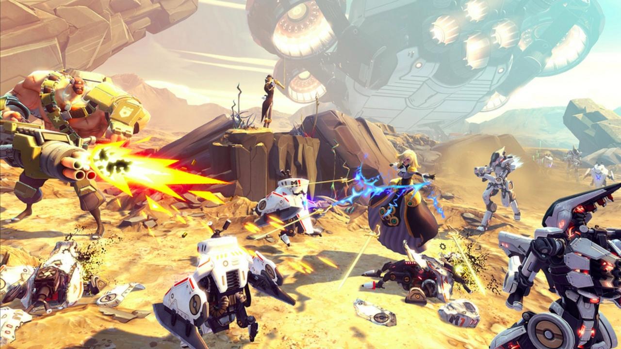 Battlebornu vypnou v lednu 2021 servery