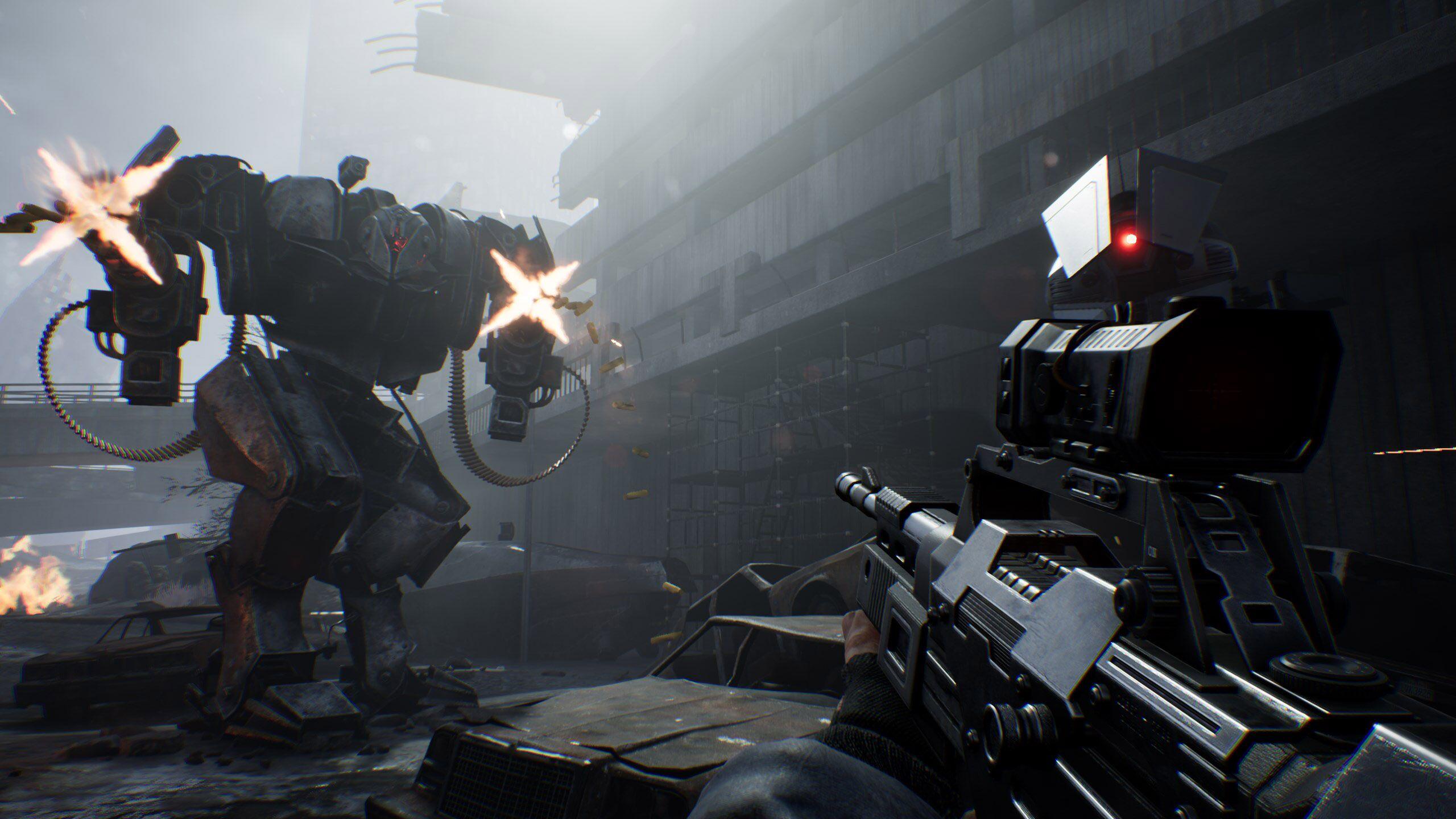 Terminator Resistance ukázal úvod hry a nový trailer