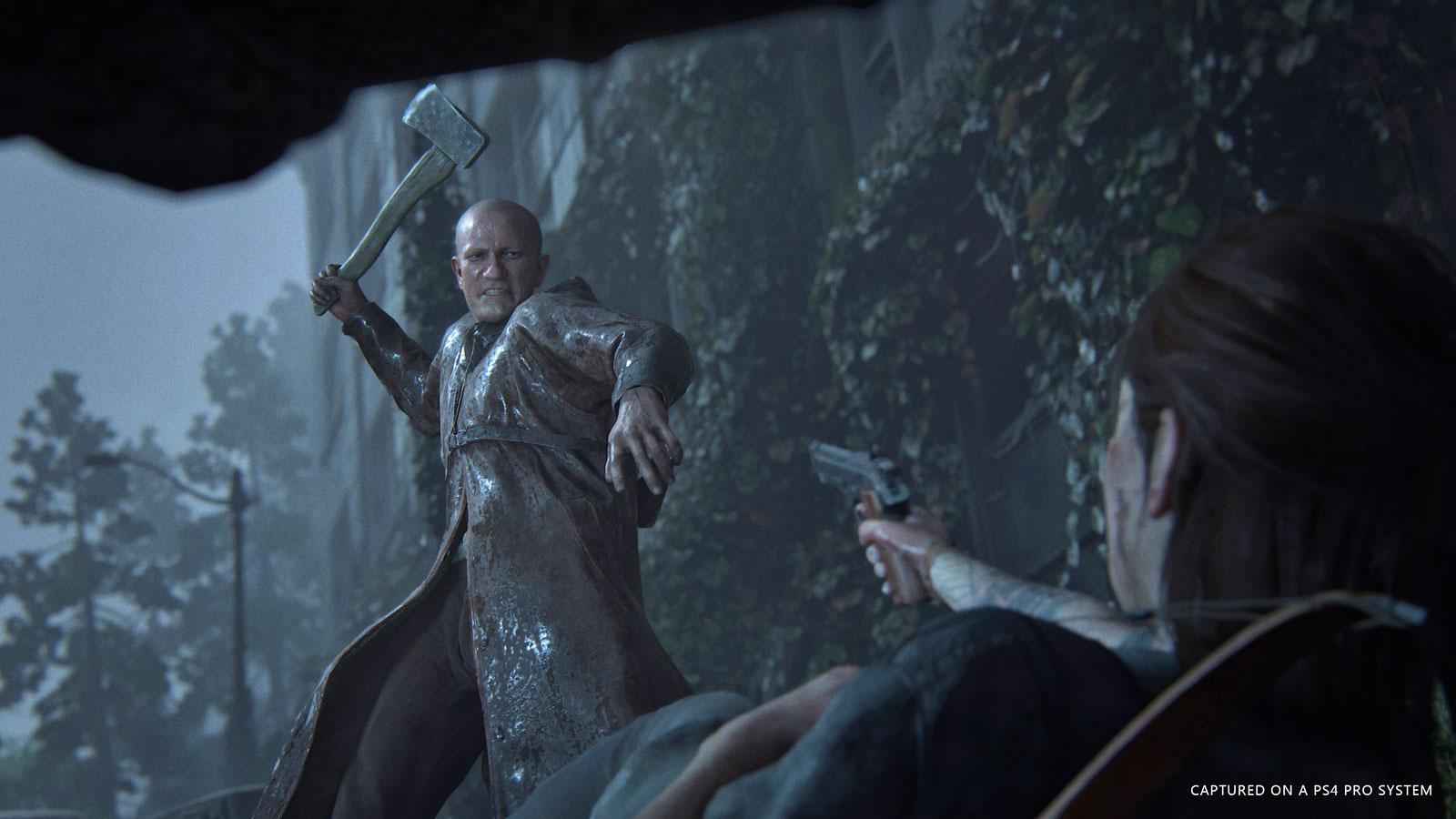 Násilné činy budou mít v The Last of Us Part II svůj dopad