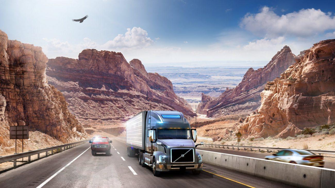 Tento týden zamíří Utah do American Truck Simulátor