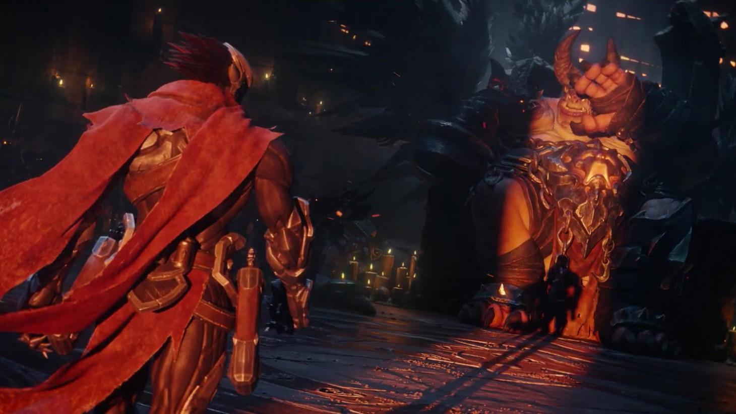 Darksiders Genesis přibližuje schopnosti jezdců apokalypsy