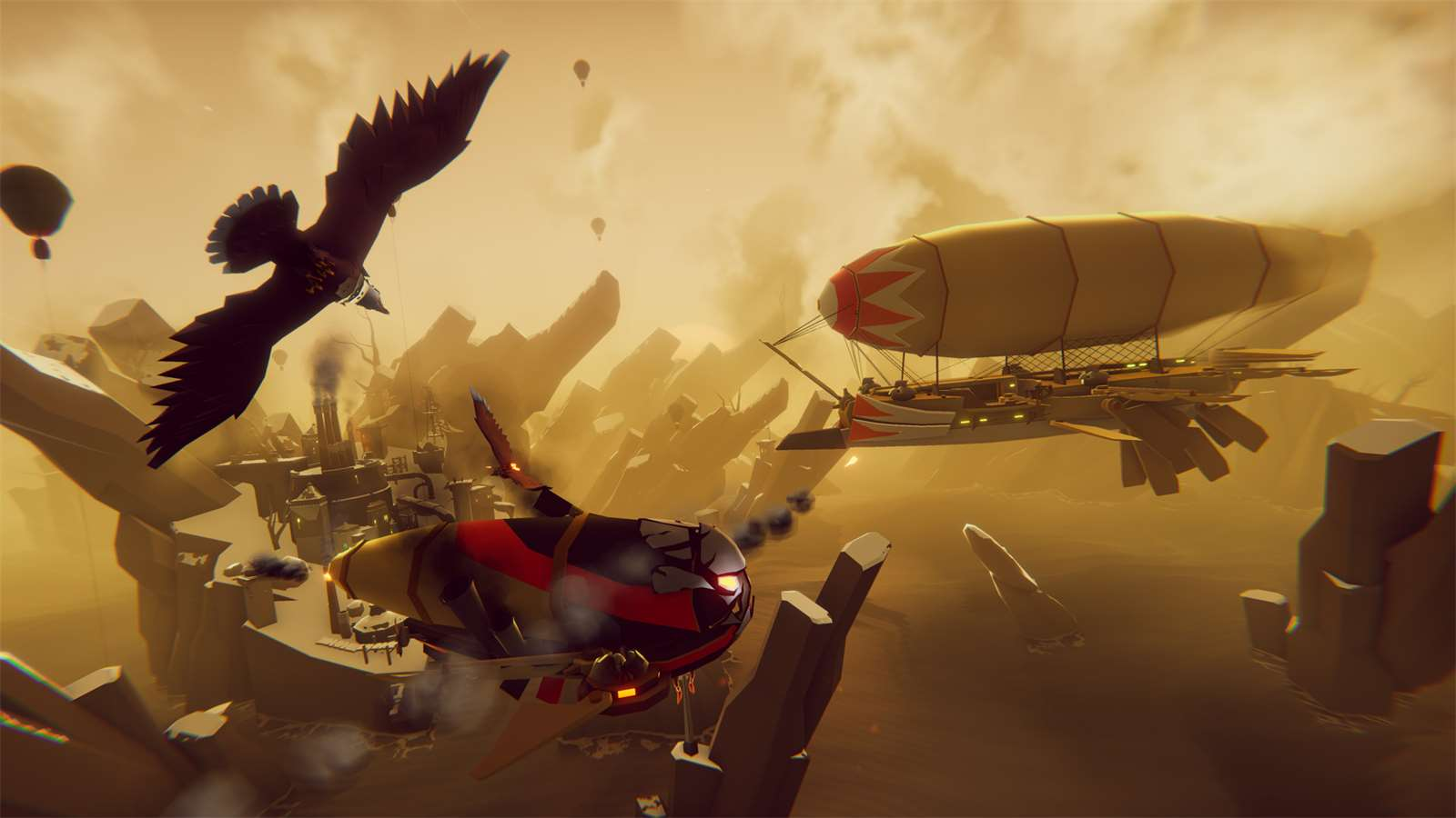 The Falconeer vyjde vedle PC i na Xbox One