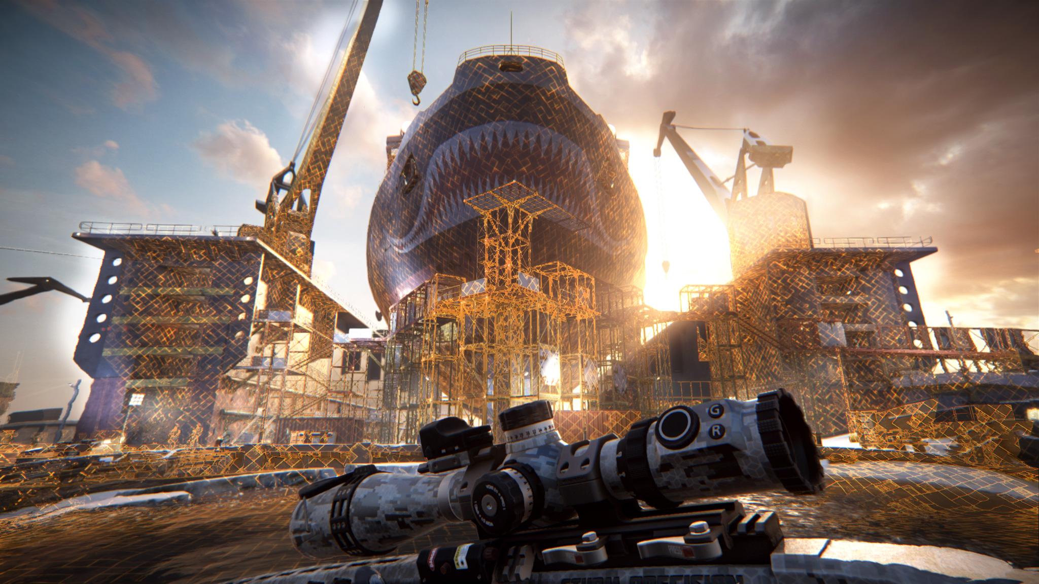 Multiplayer zamíří do Sniper Ghost Warrior Contracts později