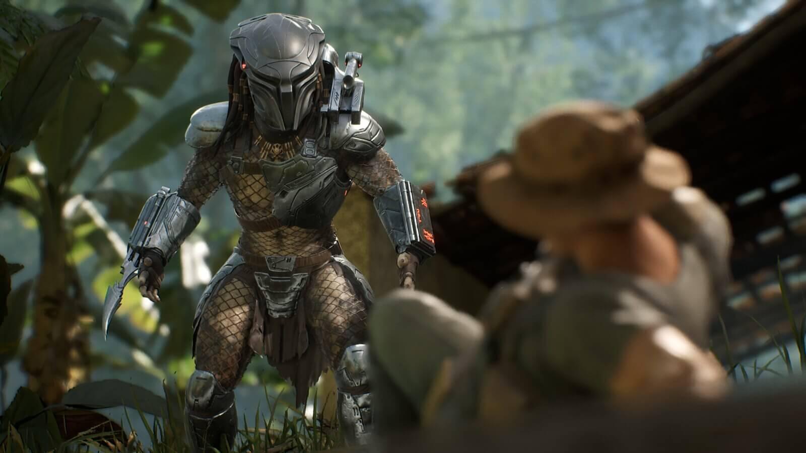 Predator Hunting Grounds má datum vydání