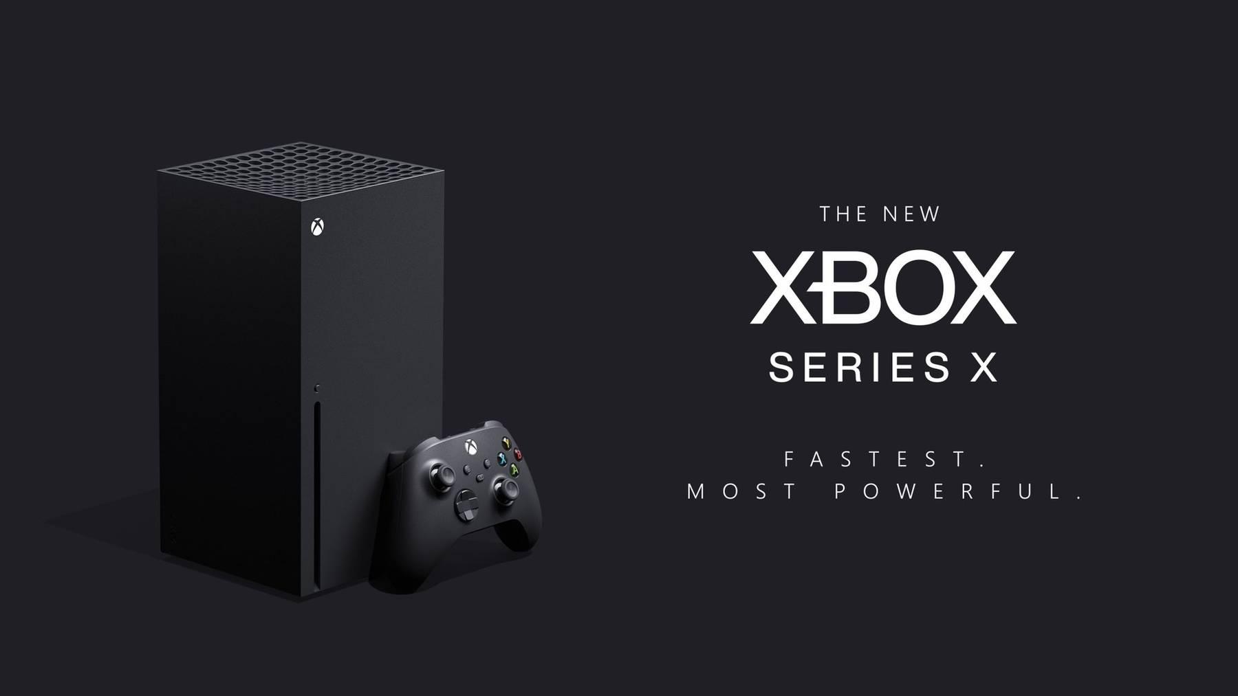 Představena Next-gen konzole Xbox Series X