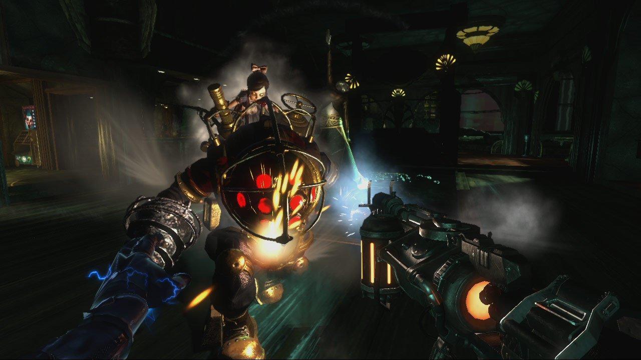 Oznámen vývoj nového Bioshocku novým studiem