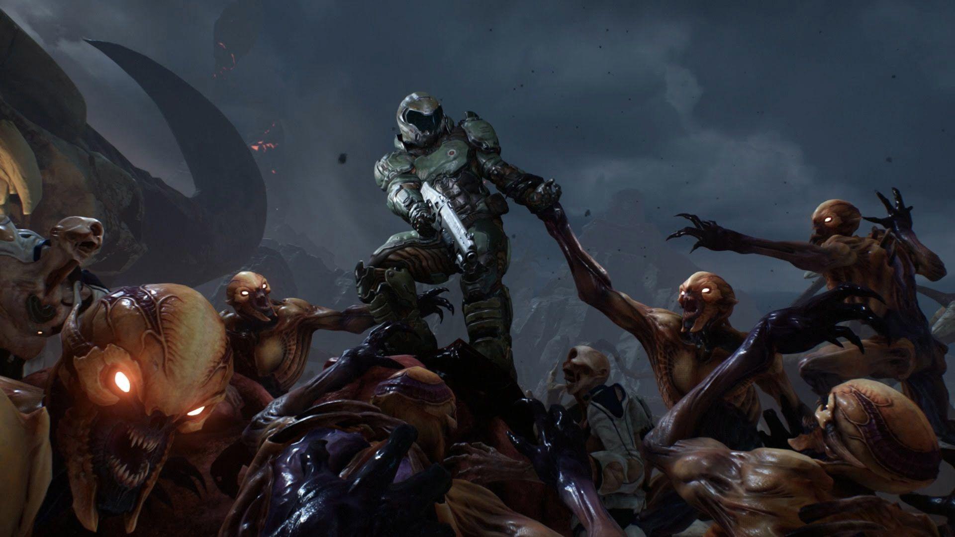 Oznámena DOOM Slayers Collection, vyjde již příští týden