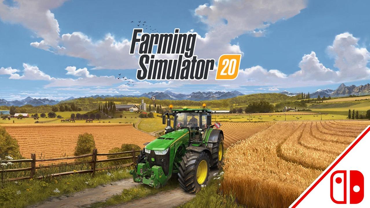 Farming Simulator 20 – Recenze