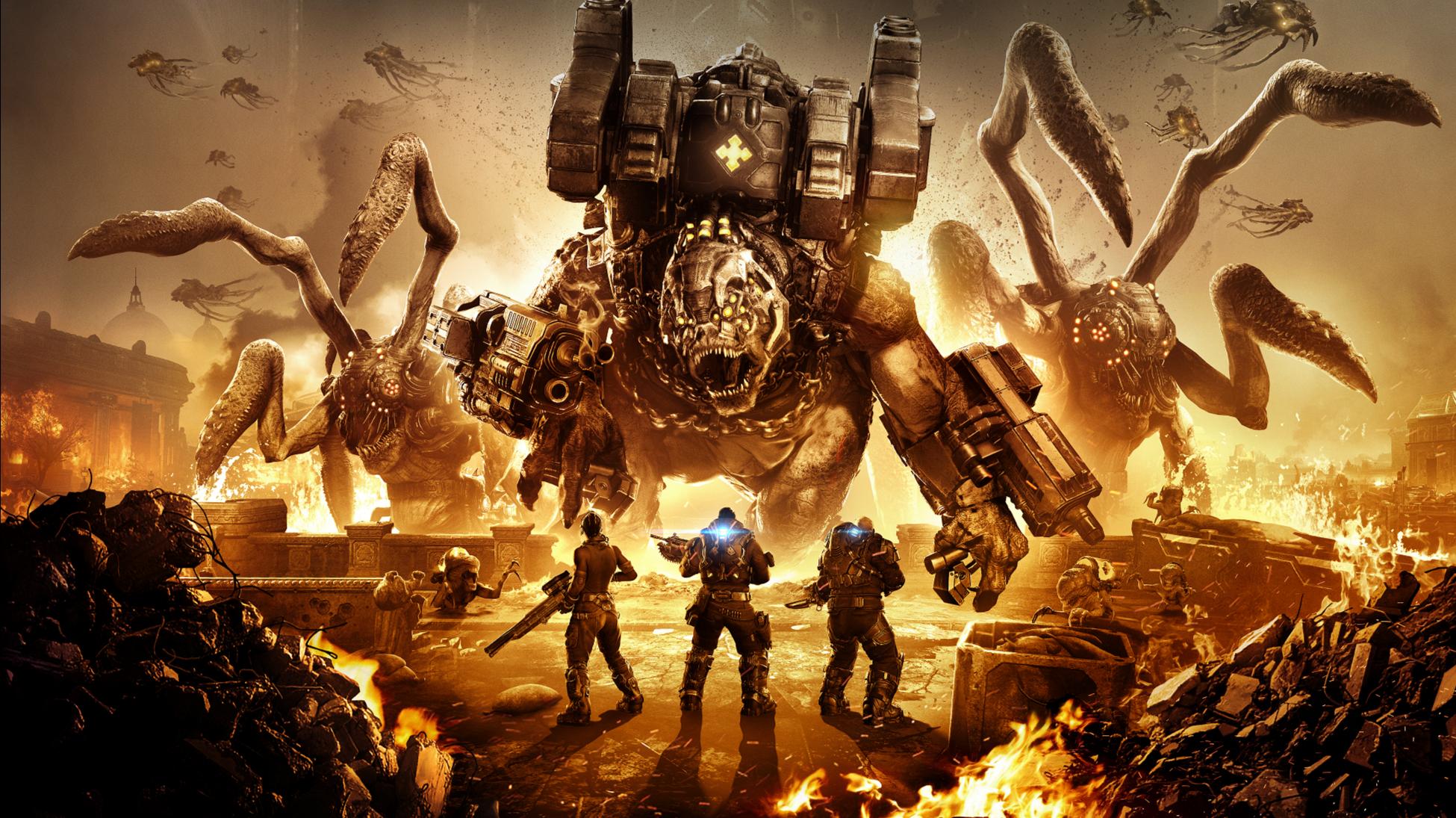 Gears Tactics bude čistě singleplayerovým zážitkem