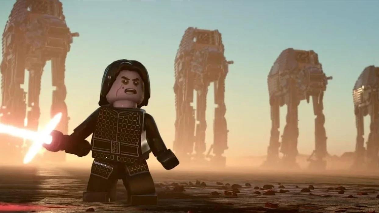 LEGO Star Wars: The Skywalker Saga na sebe upozorňuje novým trailerem