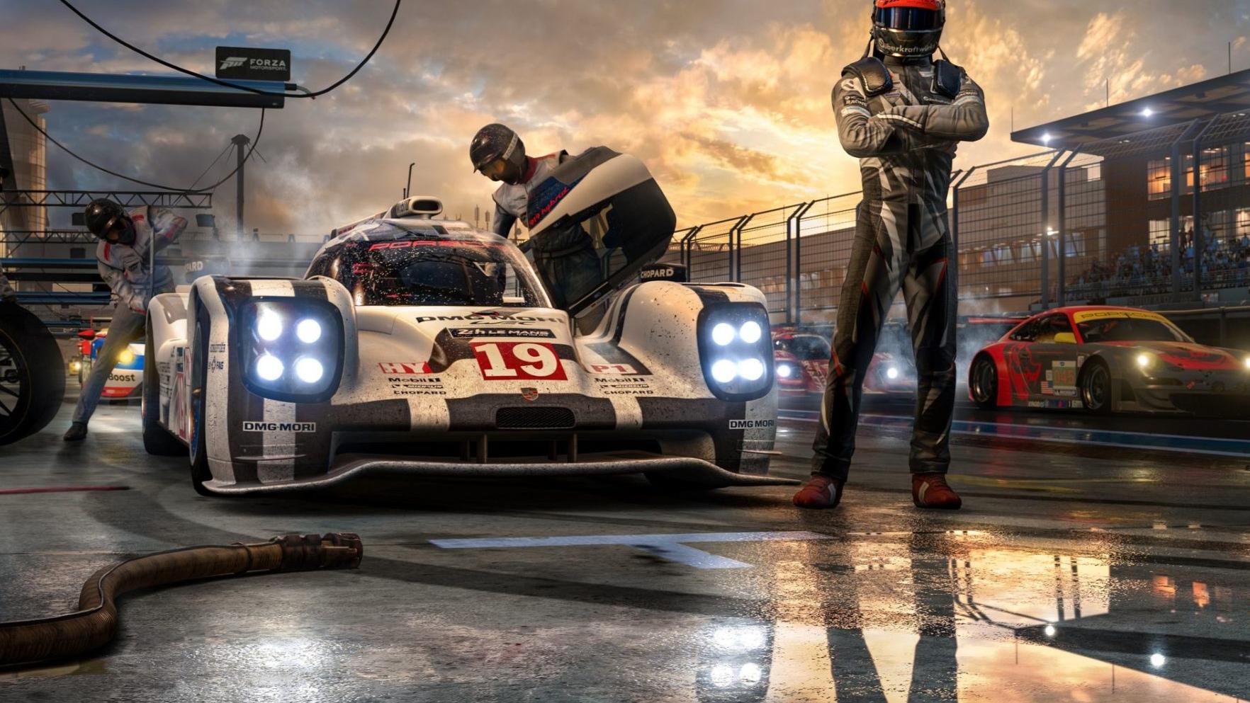 První střípky informací o Forza Motorsport 8