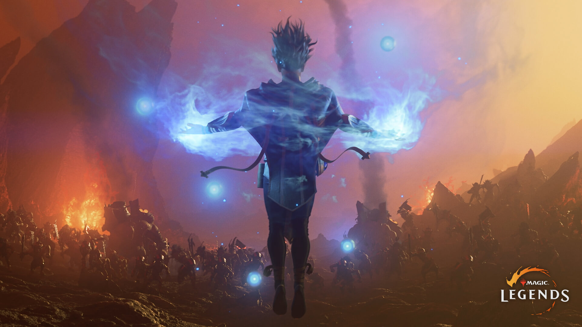 Oznámeno nové mmo rpg Magic: Legends založené na populární karetní hře
