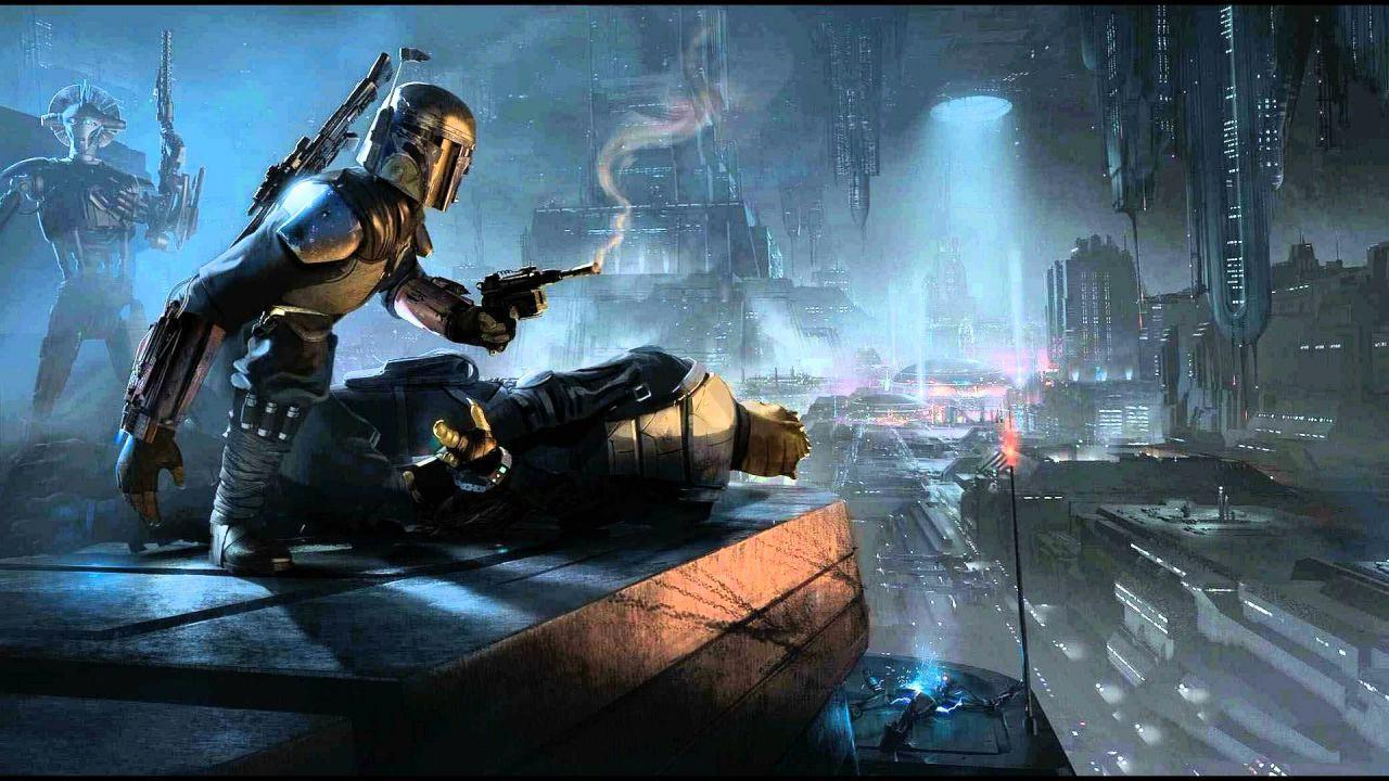 EA Motive dělají na dvou nových hrách