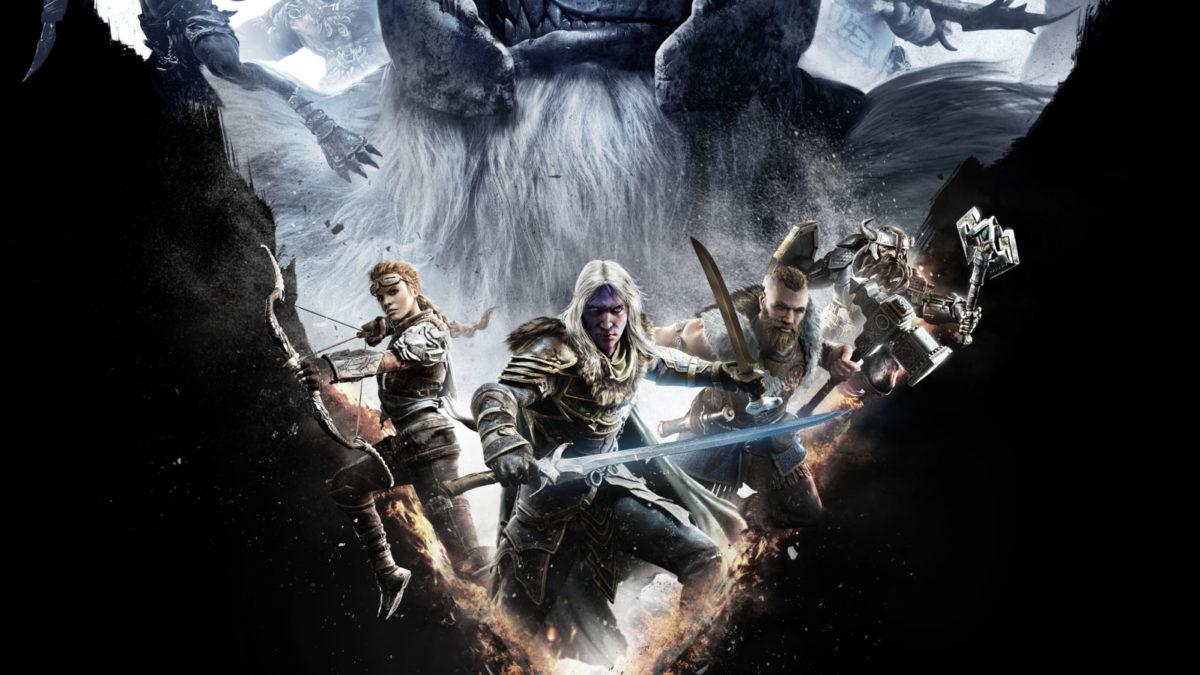 Oznámeno kooperativní rpg Dungeons & Dragons: Dark Alliance