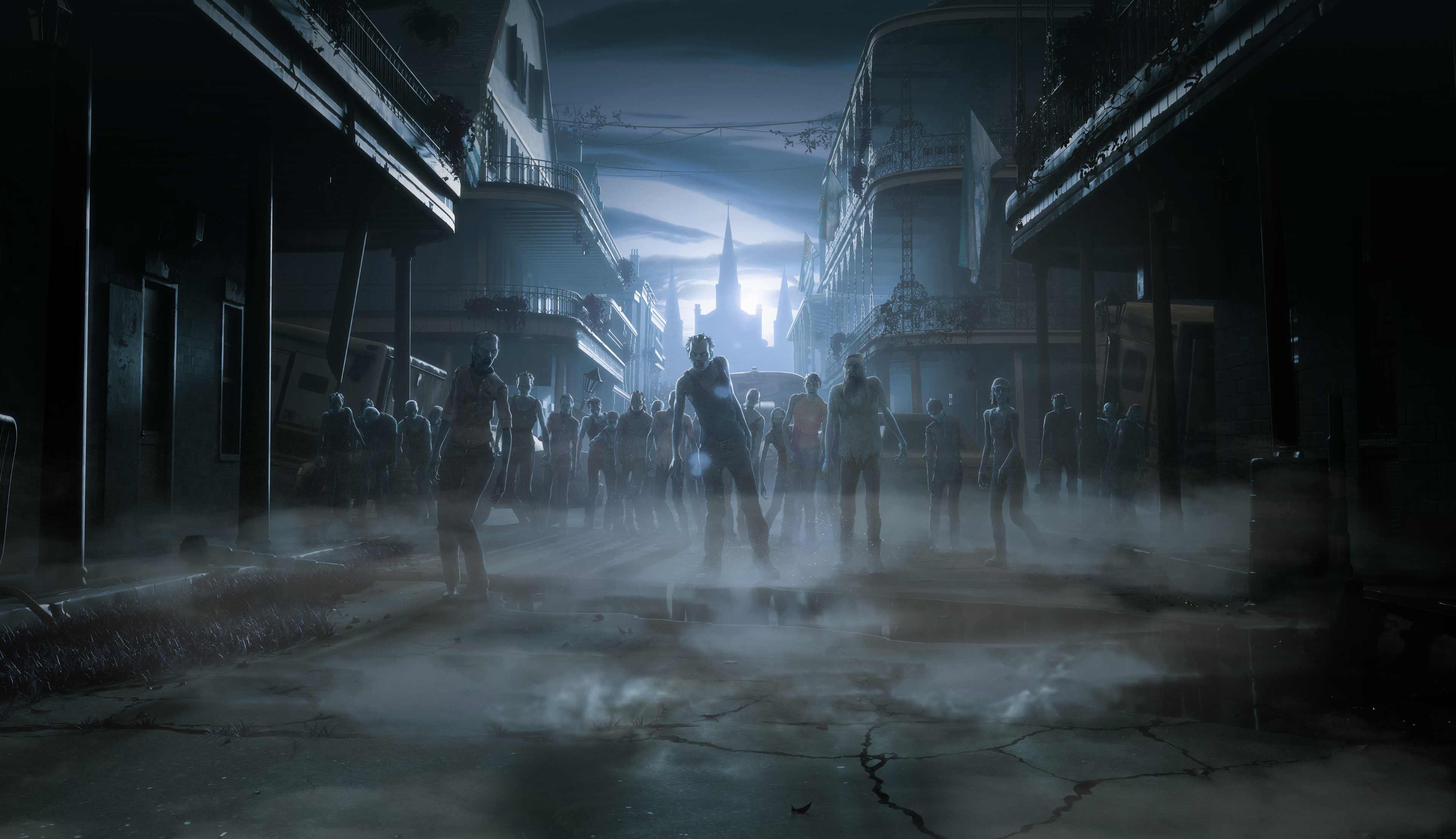 Oznámeno The Walking Dead: Saints & Sinners pro Playstation VR