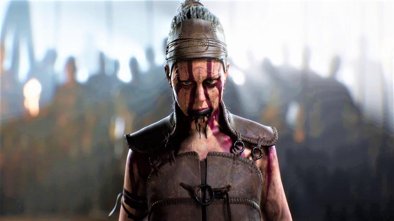 Oznámena hra Senua's Saga: Hellblade II pro Xbox Series X