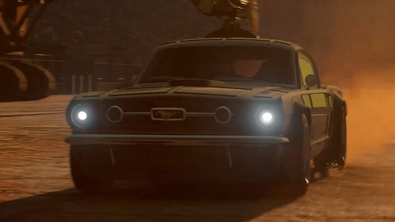 Oznámeno Fast & Furious Crossroads od autorů Project CARS