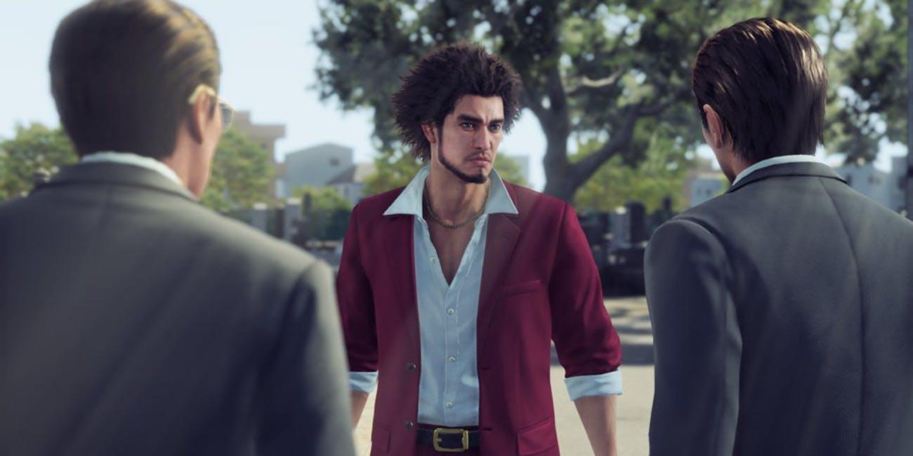 Yakuza 7: Like a Dragon se ukazuje v gameplay videu