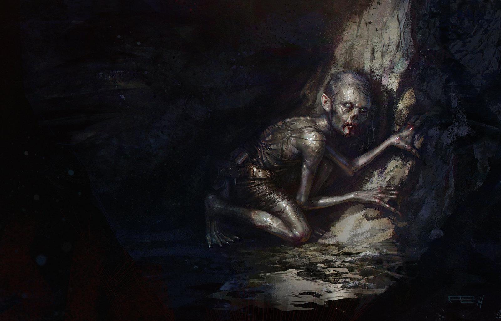Hra The Lord of the Rings Gollum se na současné konzole skutečně nepodívá