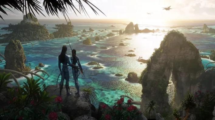 James Cameron ukázal první koncepty snímku Avatar 2