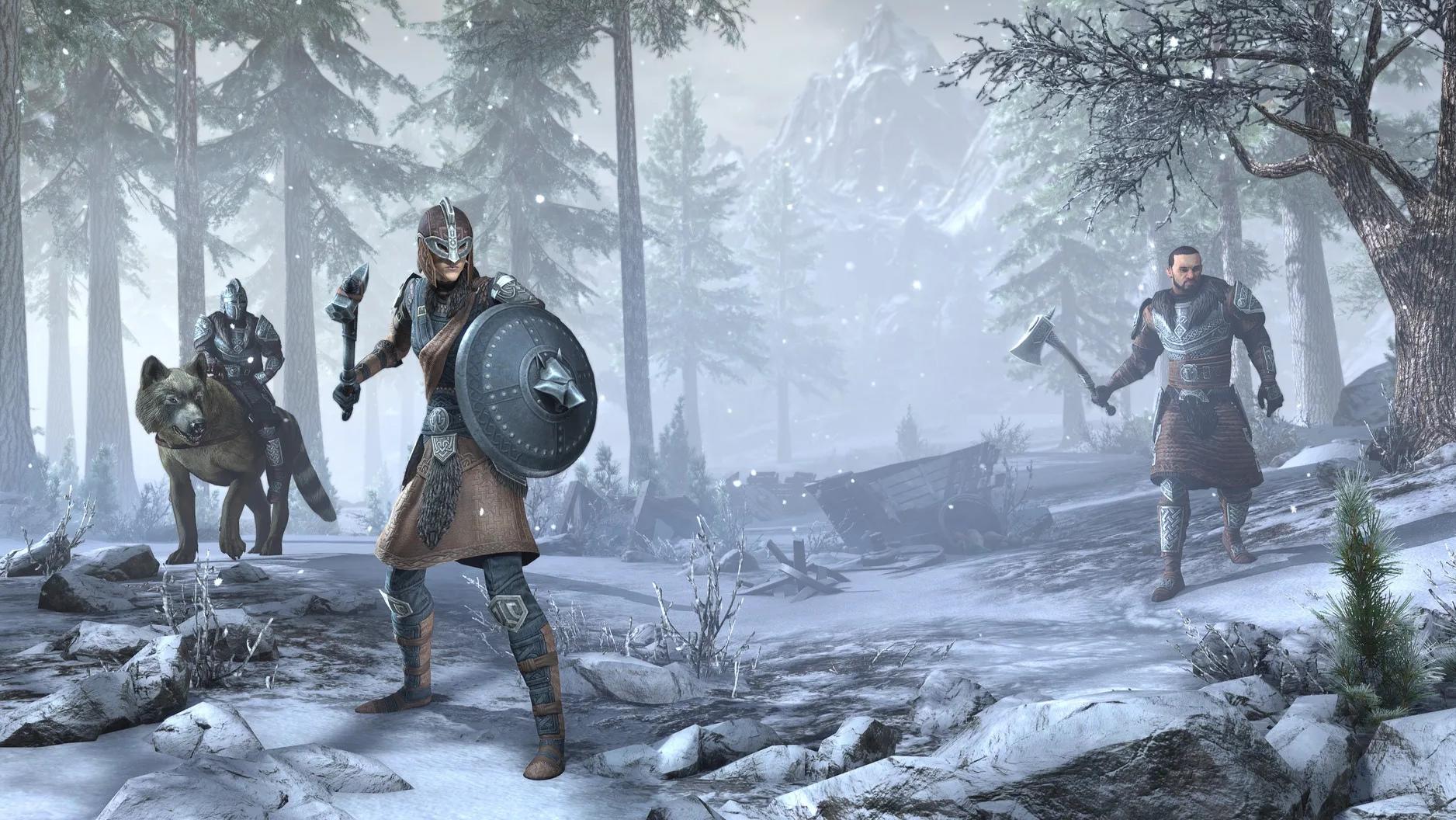 Představeno rozšíření Greymoor pro The Elder Scrolls Online