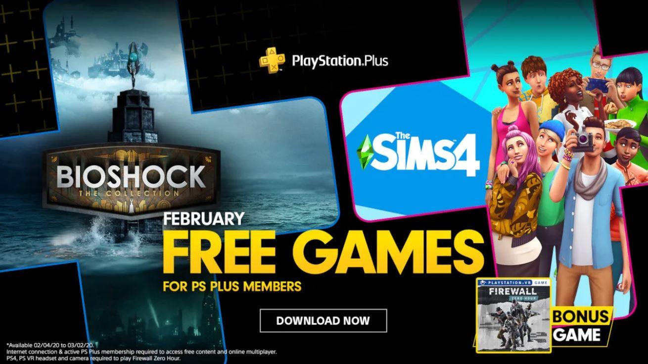 Sony představila únorovou nabídku Playstation Plus