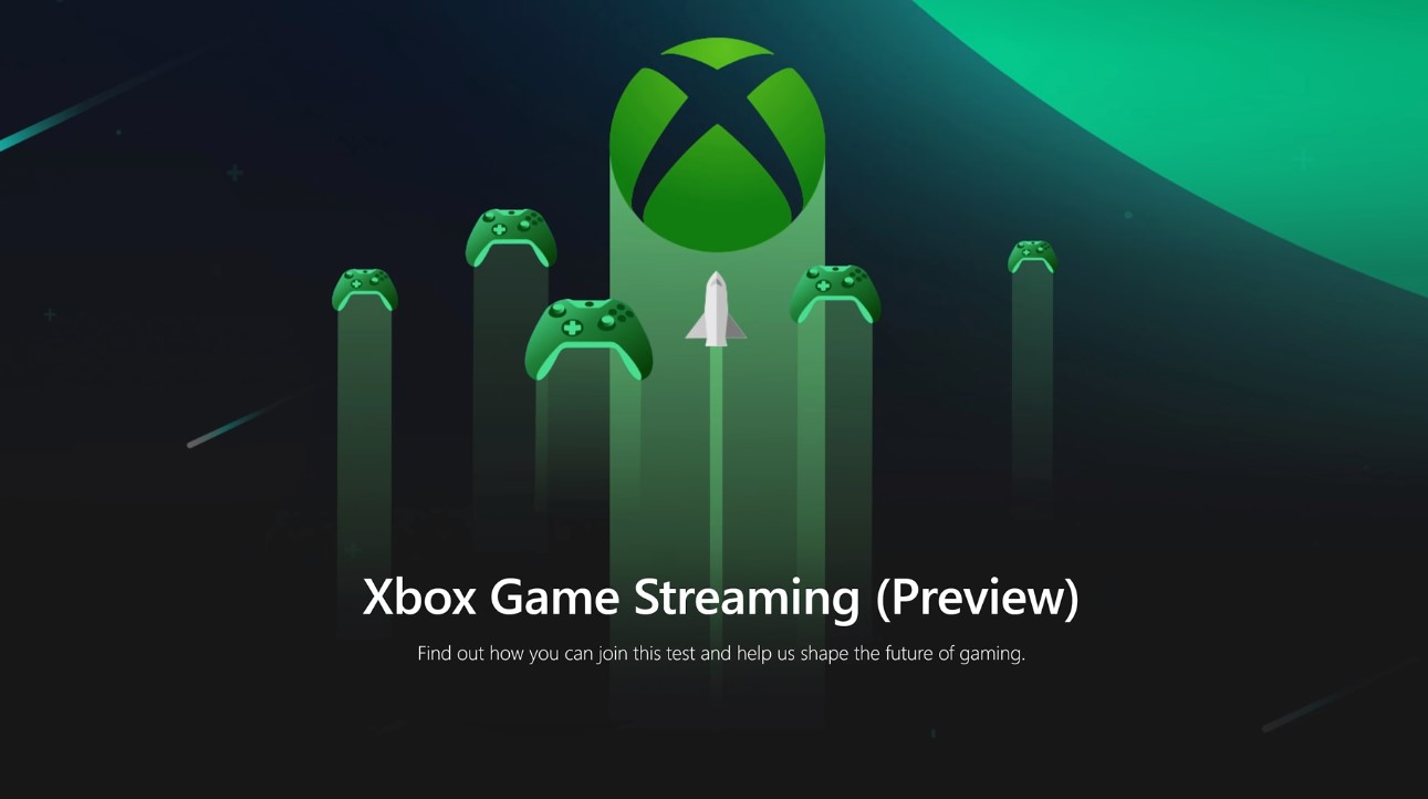 Xbox Game Streaming – Preview