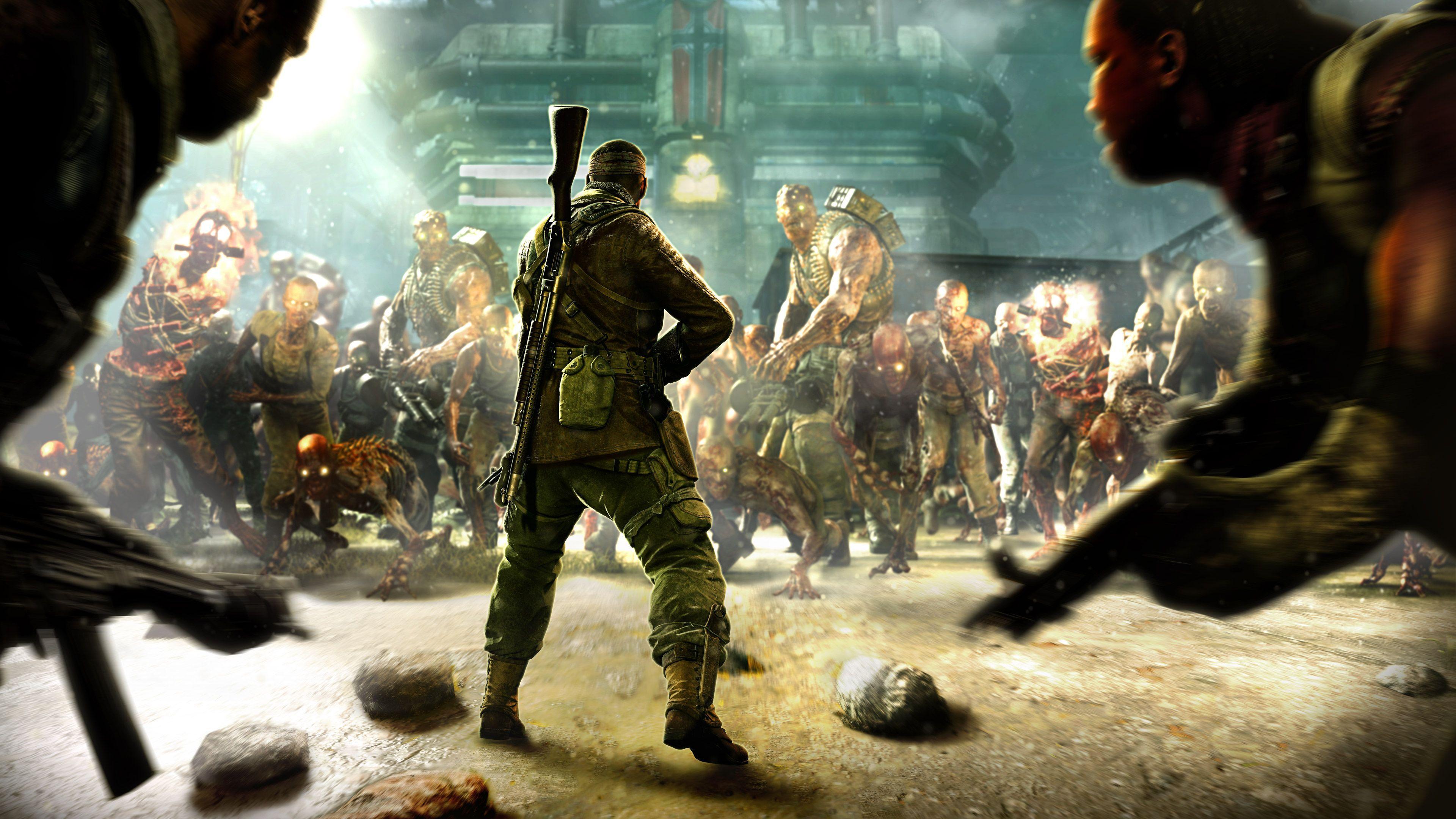Zombie Army 4: Dead War se připomíná novými záběry z hraní