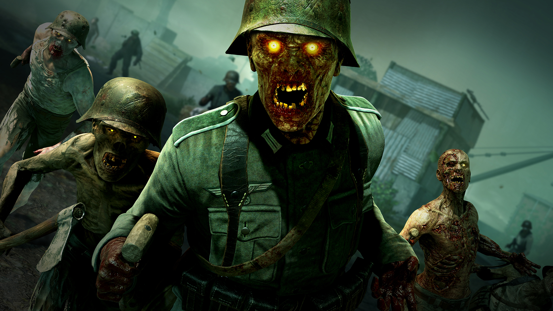 Zombie Army 4: Dead War se hlásí s novým trailerem
