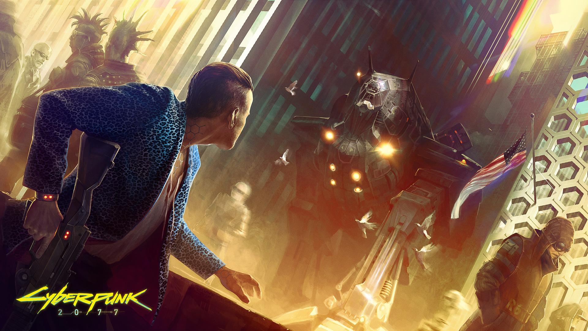 Multiplayerový Cyberpunk 2077 až v roce 2022 a jako AAA titul