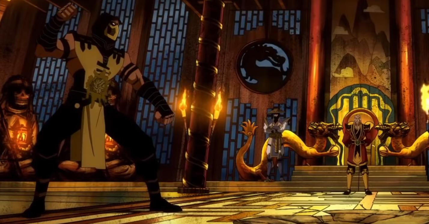 Film Mortal Kombat Legends: Scorpion's Revenge má první trailer