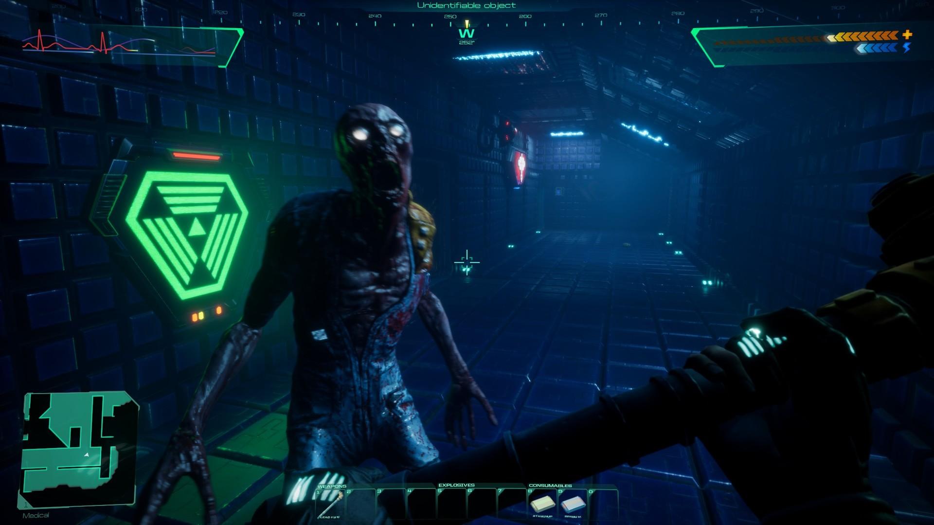 System Shock Remake se ukázal v záběrech z pre-alfa verze