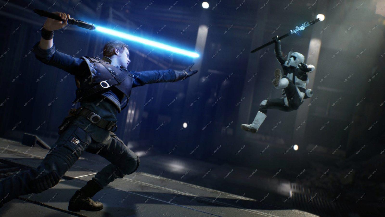 Odemčeny pre-order bonusy pro Star Wars Jedi: Fallen Order