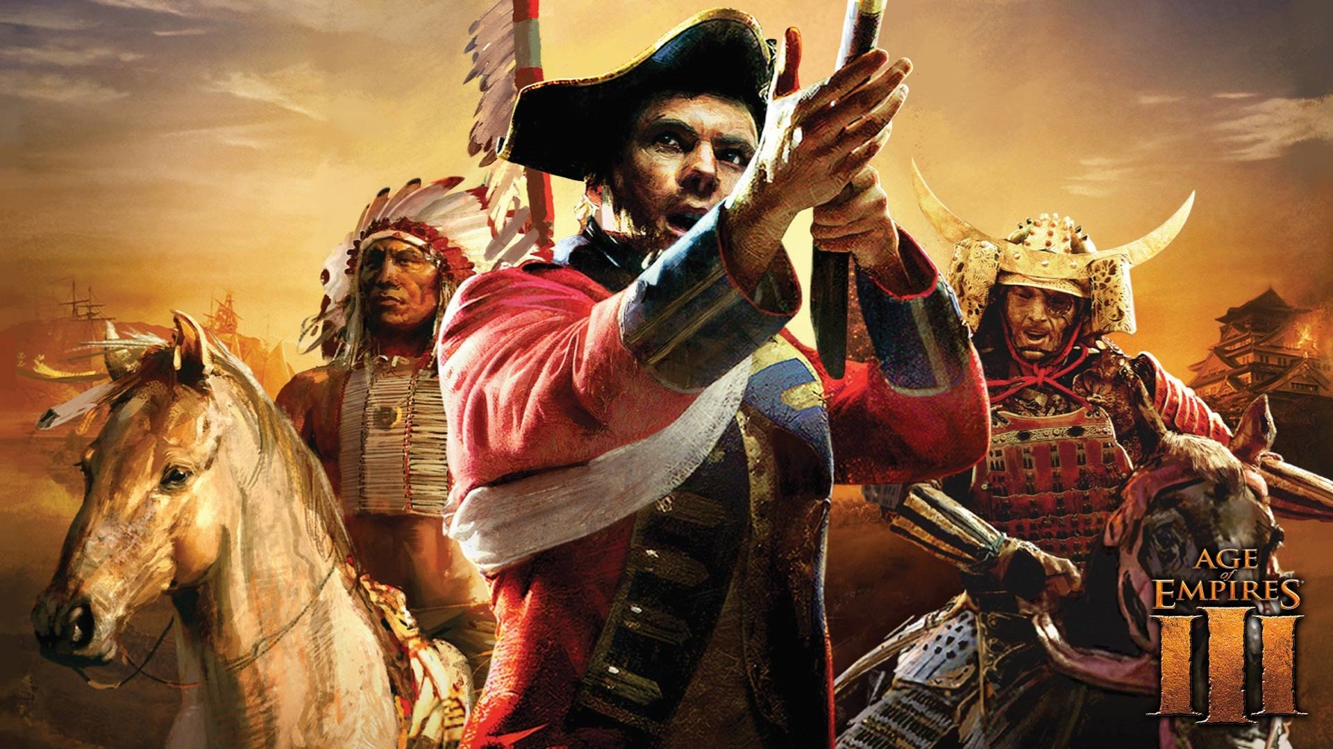 V přípravě je Age of Empires III Definitive Edition + blížící se beta