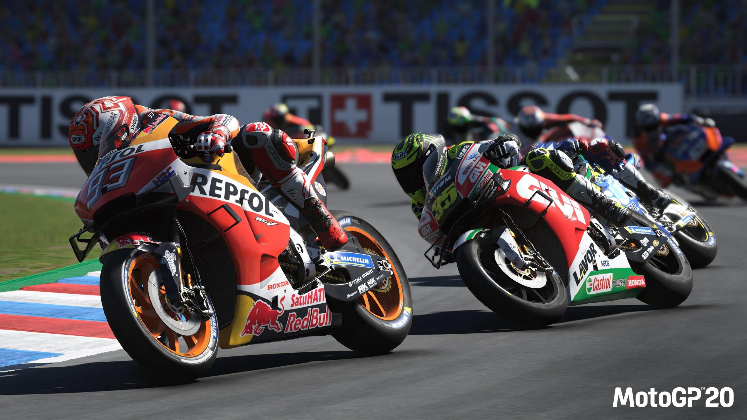 Oznámen nový ročník závodní série MotoGP 20