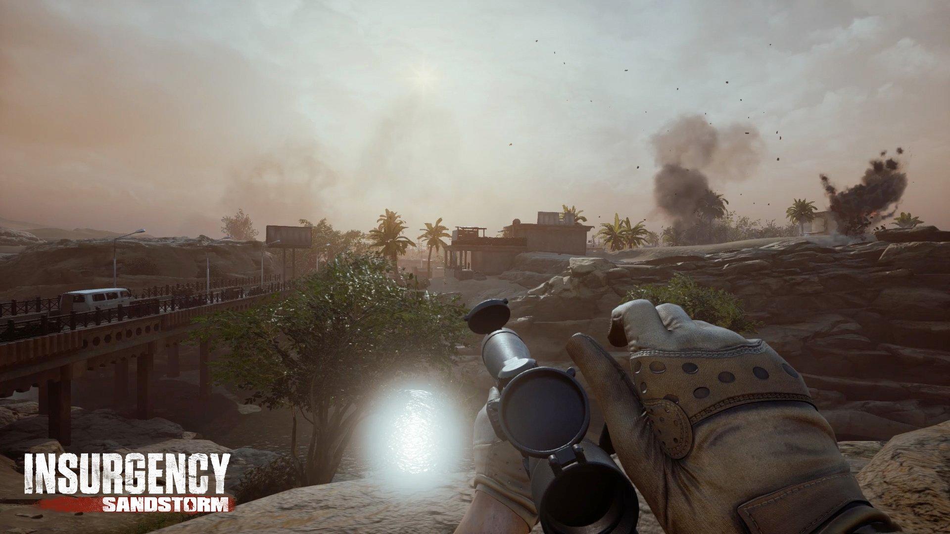 Akce Insurgency: Sandstorm má datum vydání pro Xbox One a Playstation 4