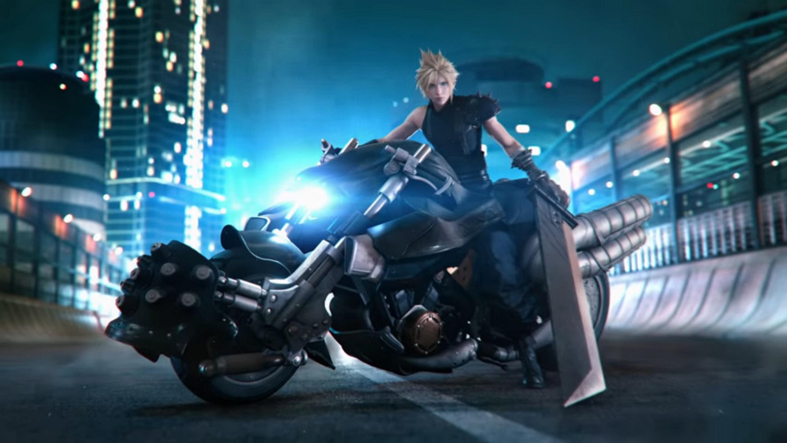 Ukázán úvodní filmeček Final Fantasy VII Remake + potřebné místo na disku