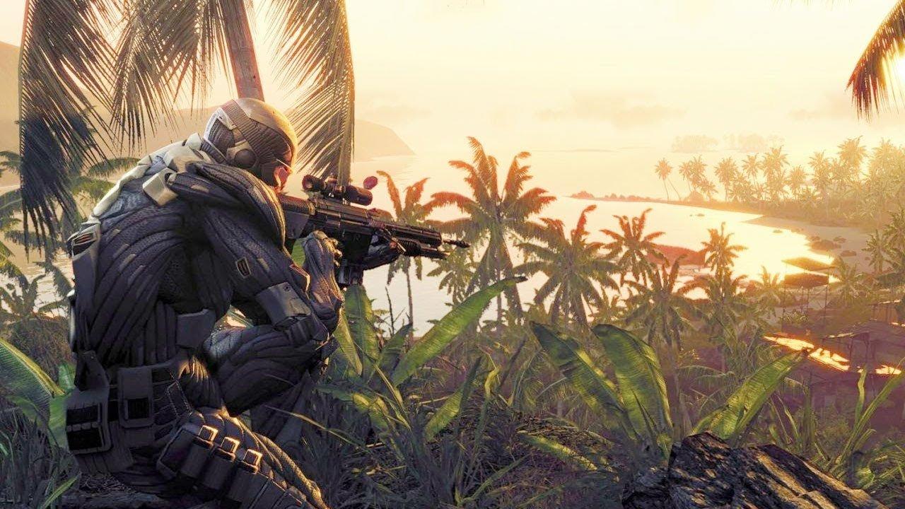 Chystá Crytek remaster Crysis?