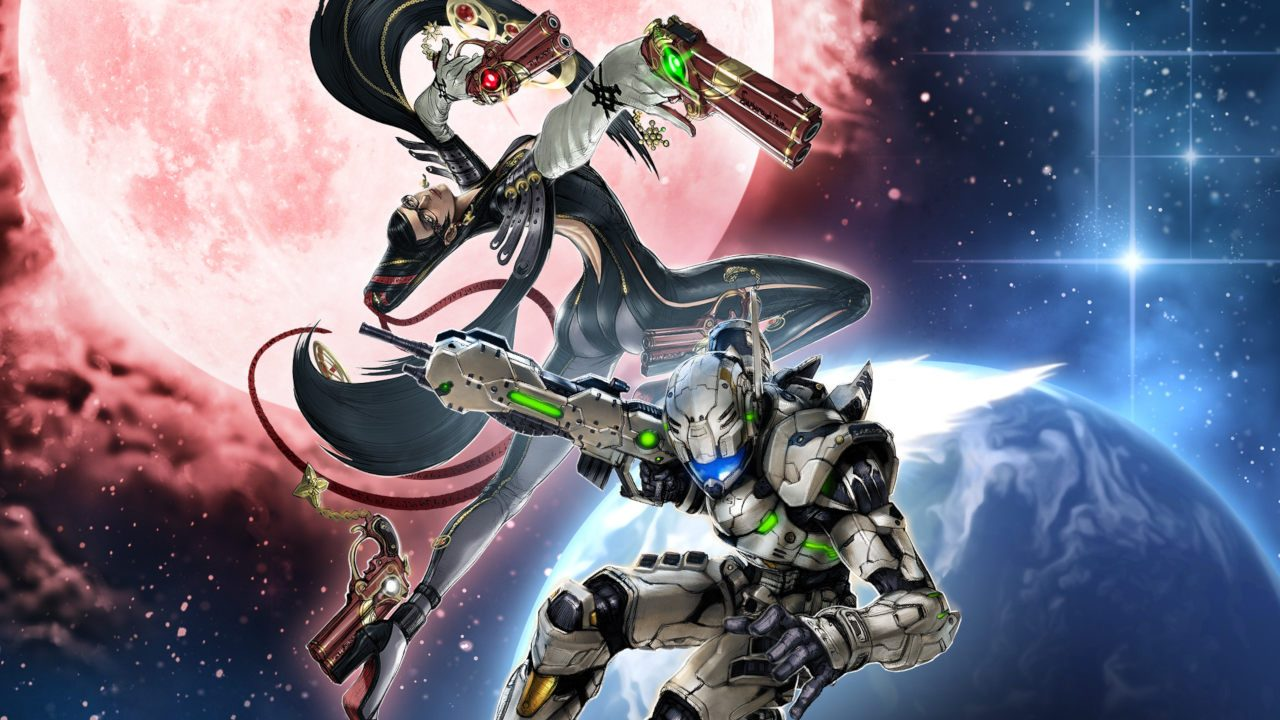 Vyšla kolekce Bayonetta & Vanquish 10th Anniversary pro Xbox One a Playstation 4