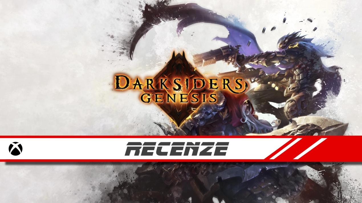 Darksiders Genesis – Recenze