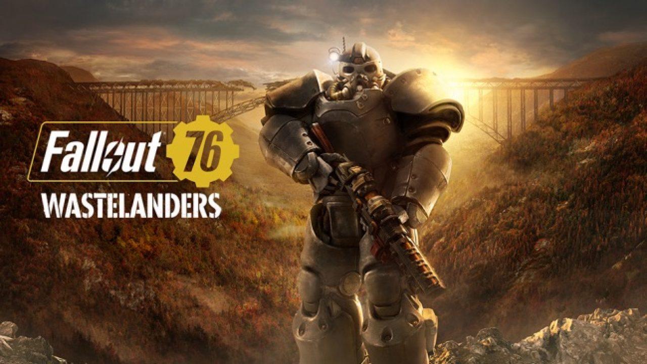 Přídavek Wastelanders pro Fallout 76 vyjde v dubnu a mění pojetí příběhu