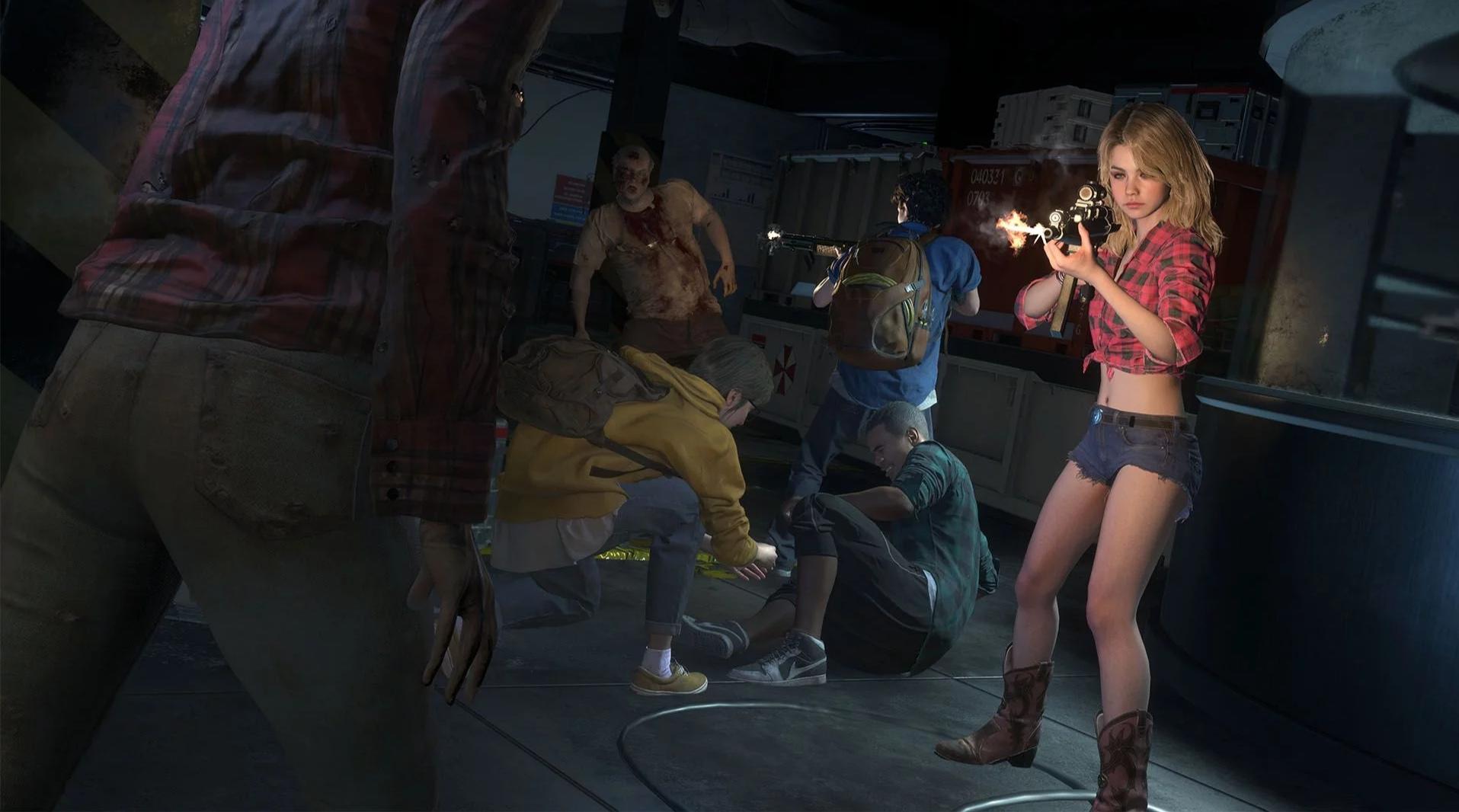 Oznámen další obsah pro Resident Evil Resistance
