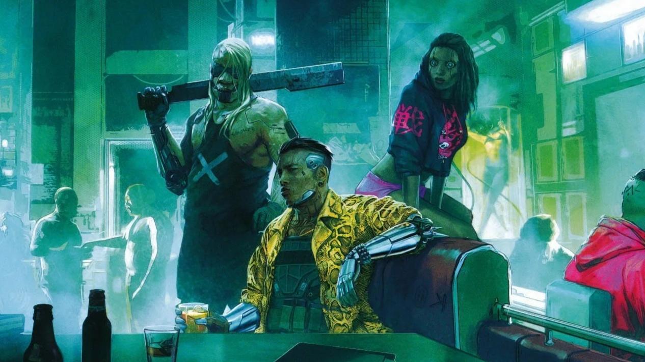 Cyberpunk 2077 dostane Xbox Series X verzi
