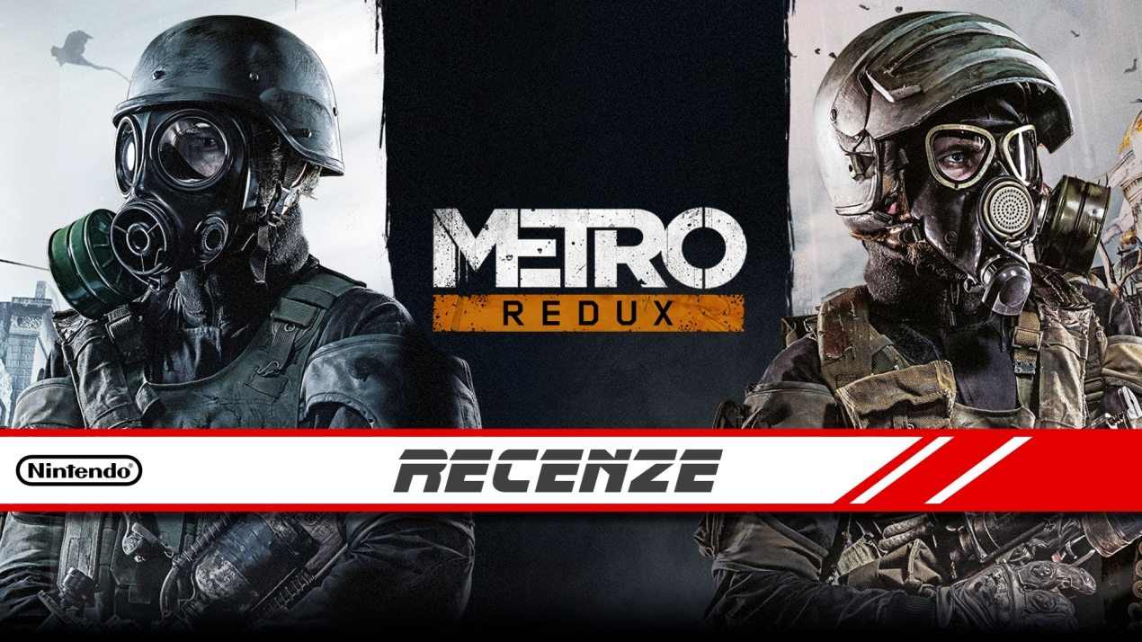 Metro Redux – Recenze (Nintendo Switch)