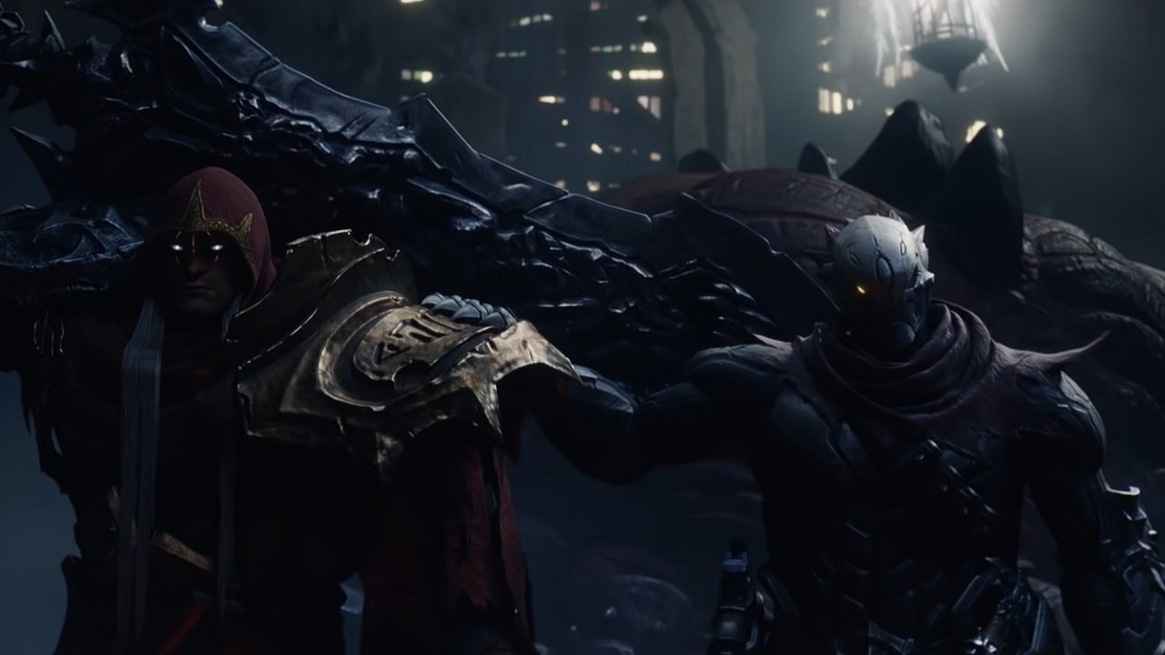 Darksiders Genesis se připomíná dnešní vydání novým trailerem